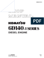 6D140-1 Series Diesel Engine _ SEBE62120112