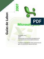 Material Ms Excel Básico Intermedio