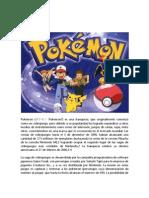 TRABAJO DE POKEMON