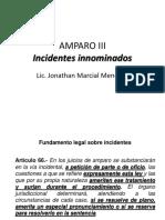 AMPARO-III-Incidentes-innominados
