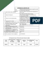 MVGR Experience Certificate