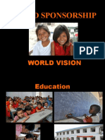 Child Sponsorship Session Slideshow