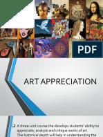 ART_APPRECIATION