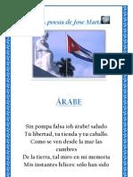 La poesía de Jose Martí