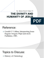 The Divinity and Humanity of Jesus.pptx