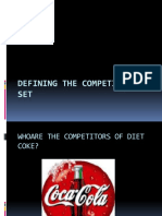Defining the competitive set.ppt