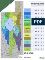 Carte des territoires de la MGP -avec tableau - 11-12-2015