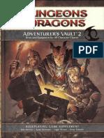 Adventurer's Vault 2