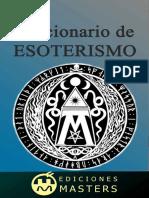 Diccionario de Esoterismo