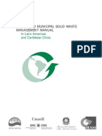 Integrated Municipal Solid Waste Management Manual - Brazil