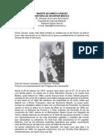 Muerte de Enrico Caruso