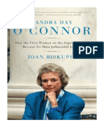 [2009] Sandra Day O'Connor by Joan Biskupic | How the First Woman on the Supreme Court Became Its Most Influential Justice | HarperCollins e-books