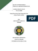 PDF.AQUATIC CENTER DI MEDAN