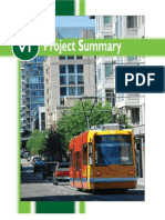 Oakland Streetcar Plan Project Summary 2