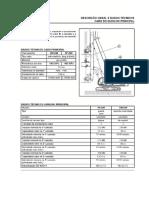 Especificações Cabo SoilMec SR-70 3014