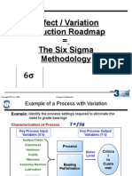 2-01 Six Sigma Roadmap
