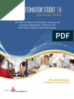 Automation Studio E6 Brochure English High