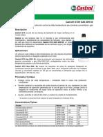 PDS CCSA Castrol GTX Gas 20W-50 spanish