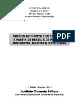 Ensaios de Direito e Sociologia 2015