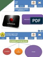 Ijtihad sumber hukum islam III