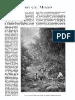 Quien era Maceo revista Cuba_y_América 13 noviembre 1904