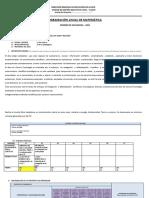 PROGRAMACIÓ 2019- PARA PDI UNSAAC