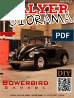 Talyer Diorama - Volume IV Jinri 2.0