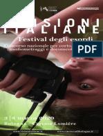 Visioni Italiane 2020