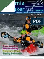 California Kayaker Magazine Winter 2010 Issue