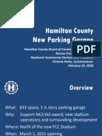 FC Cincinnati presentation to Hamilton County Board of Commissioners, Feb. 25, 2020.