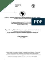 Collecte et analyse de données pour l'aménagement durable des forêts - joindre les efforts nationaux et internationaux (Avril, 1999)