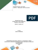 ETAPA 2 ANALISIS Y ARTICULACION