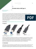 Tipos USB Type-C