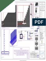 muro de contencion - Plano - M-1 - Muro de contencion-Layout1