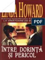 Linda Howard - Intre Dorinta Si Pericol