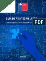 Guía de Reintegro Laboral ISP, Chile (1)