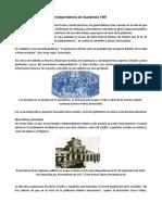 Independencia de Guatemala 1981 trab2.docx