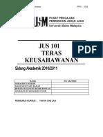 jus101-teras keusahawanan