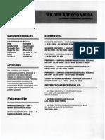 CV PERF