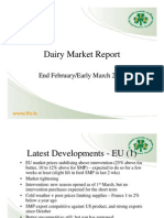 Dairy Market Report 2nd March 2010