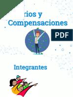 Salarios y Compensaciones