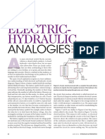 Electric-Hydraulic Analogies Part 3