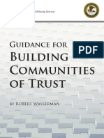Homeland Security Building Communities of Trust v2-August 16