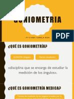 .goniometria