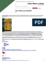 El origen de la historieta o cómic y su evolución _ Entre libros y letras