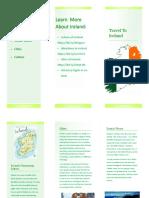 ireland brochure