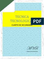 4. TEC.TECNOLOGICA GRALES CUARTO SECUNDARIA