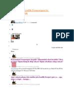 Analisa Peta Konflik Freeportgate by