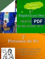 2. Cómo tiene q ser un misionero