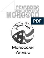 Moroccan Arabic Textbook